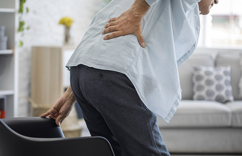 Pains in your back