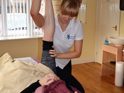Sports Therapy and Remedial massage